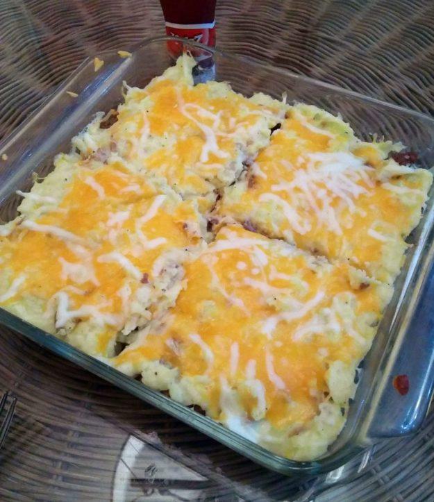 shepard's pie simple iifym meal recipe