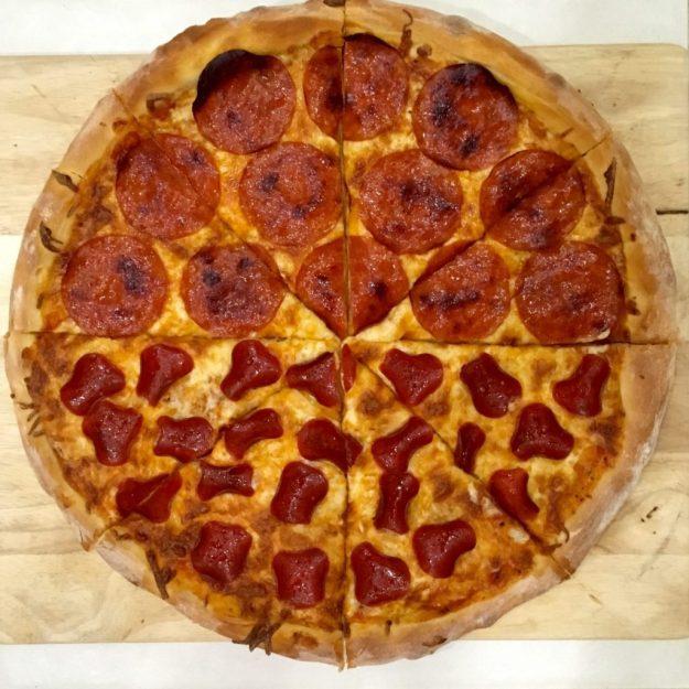 homemade easy pizza macro friendly iifym