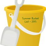 Summer Bucket List  in Toronto 2015