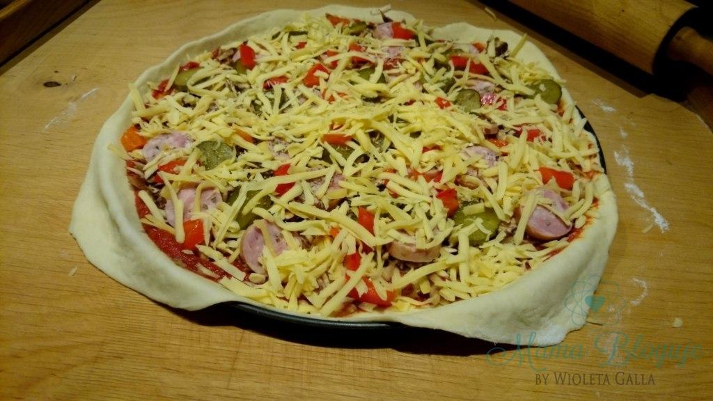 Pizza domowej roboty