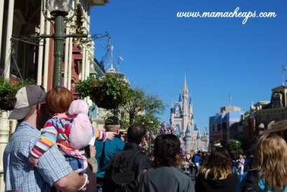 mc disney world