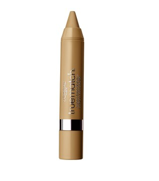 L'Oreal Paris True Match Crayon Concealer in W1-2-3, No Cap