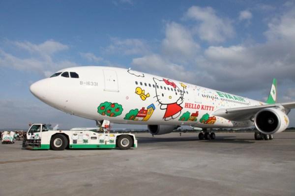 Avión de Hello Kitty - Mamá Contemporánea