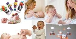 7 Brincadeiras Para Estimular o Bebe 0 a 3 meses