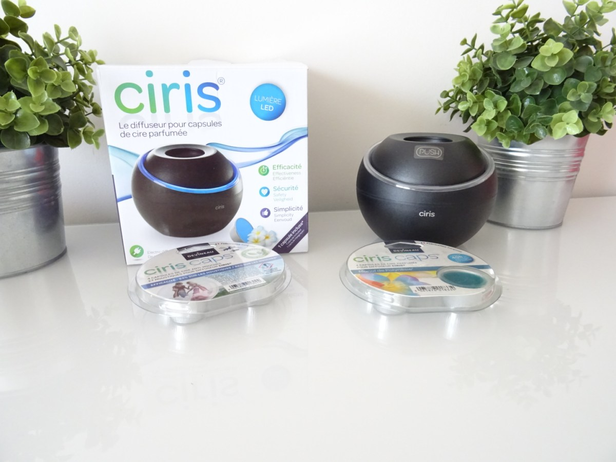 Ciris caps : mon arme anti-moustique made in France