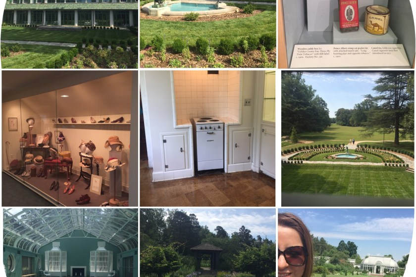 Miércoles Mudo / Wordless Wednesday: Visita a Reynolda House Museum of American Art and Gardens #MM