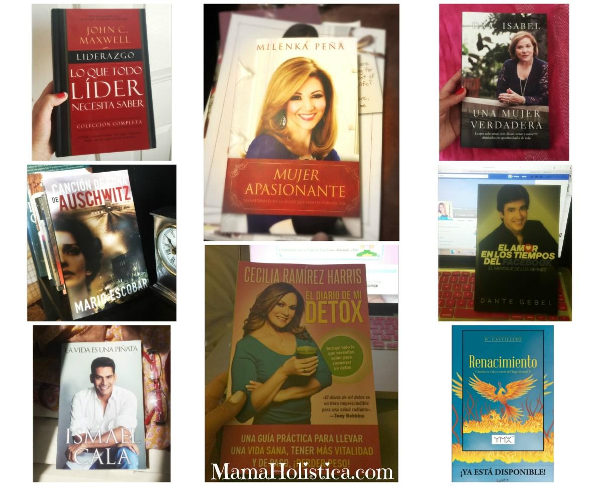 Libros Motivadores para Mujeres #mamaholistica