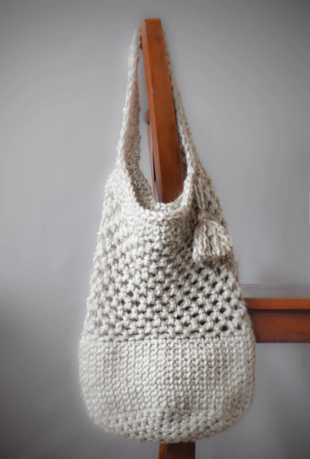 Manhattan Market Tote - Crochet Pattern