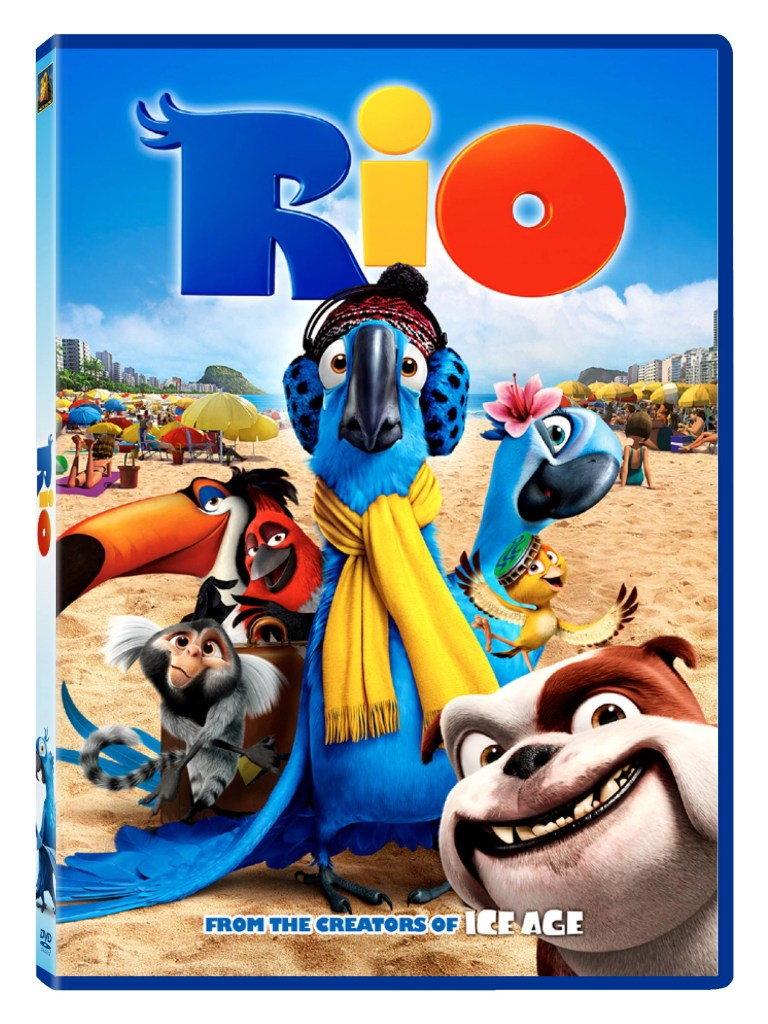 Rio is Coming to Stores – Giveaway-