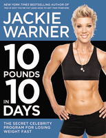 Jackie Warner's Secret Celebrity Weight Loss Program Book Giveaway