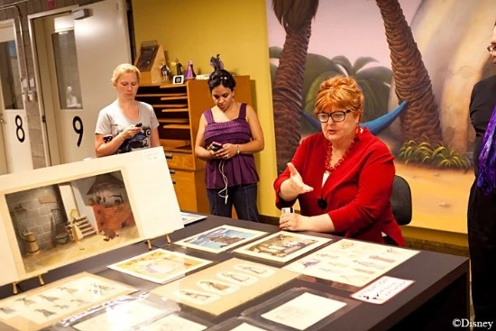 5 Things You Need to Know From Behind the Scenes at the Disney Animation Research Library (ARL)