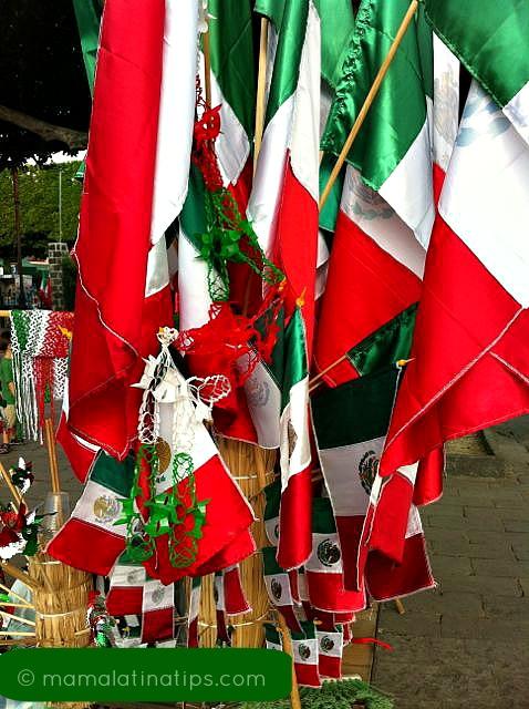 Flag Mexico Bandera
