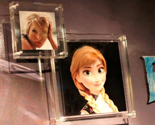 Kristen Bell from Disney Frozen