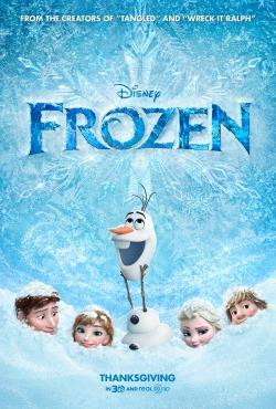 Disney Frozen Poster