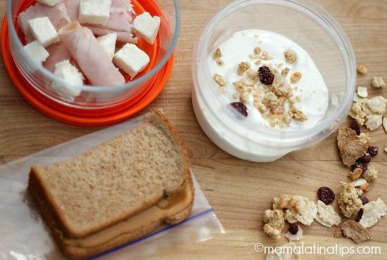 Protein snacks - mamalatinatips.com