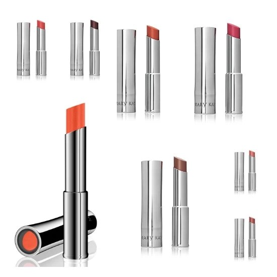 Mary Kay lipsticks