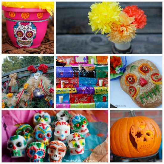 7 Day of the Dead Activities to Do with Kids