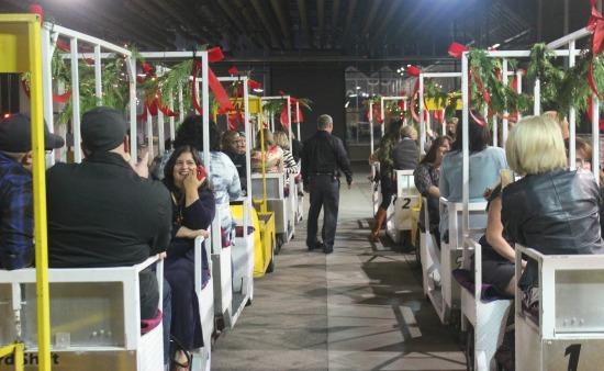 Metrolina greenhouses carts