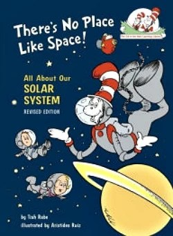 There is no place like space! Dr. Seuss book