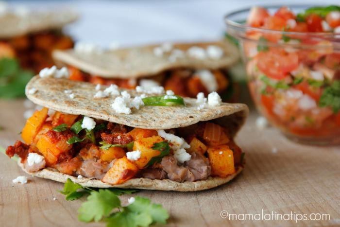 potato and chorizo sandwich - mamalatinatips.com