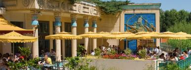 Restaurant parc astérix