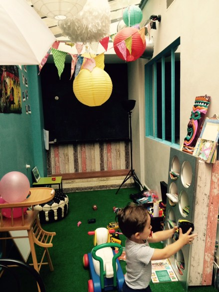 restaurant Kids friendly