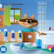 Mon Raccoon : l'hygiène dentaire est un vrai jeu d'enfant