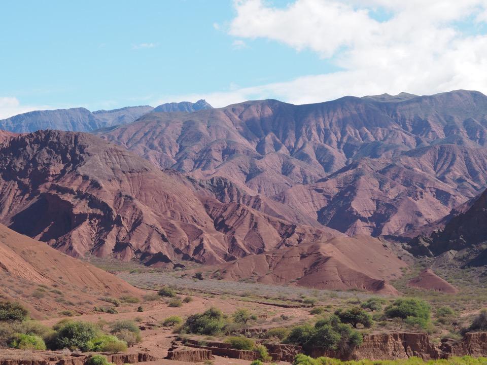 Nord de l'Argentine #1 : Salta et la boucle sud.