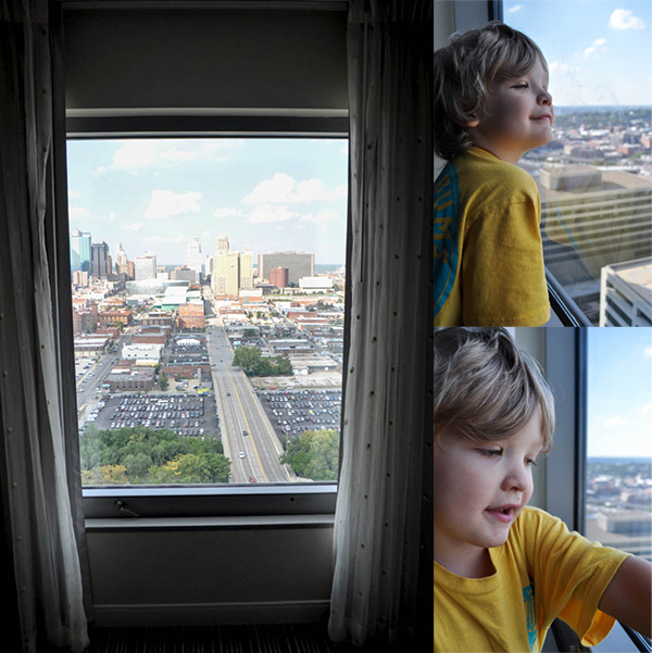 Looking for a great place to stay in KC? Check out this review of the Sheraton Crown Center!