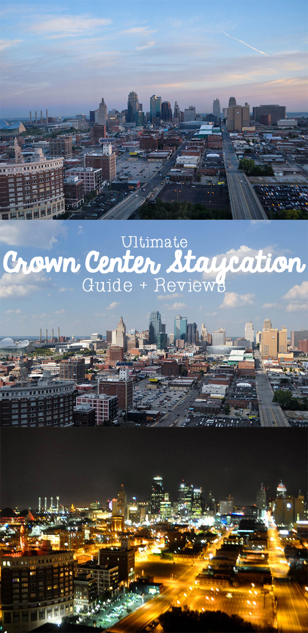 Looking for the best Kansas City staycation or vacation? You can't miss out on a Crown Center staycation! It's perfect for families of all ages (and only minutes away from P&L for adults, too!) Here's a roundup and review of the best things to do!