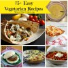 vegetaian recipes