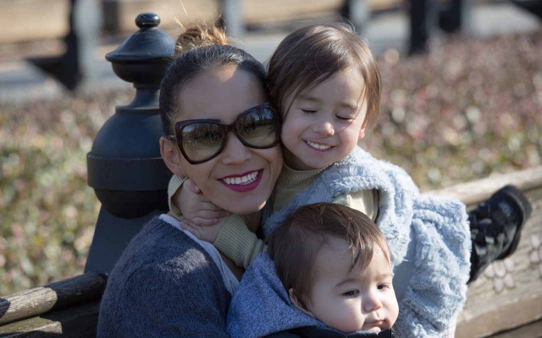 Two minutes with … Gaukhar Akhmetova-Atherton, mama to Kamali aged 3 years and Kaysen, aged 15 months and … Husband, Andrew, aged 40 years