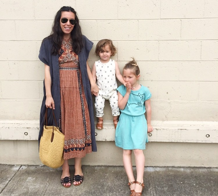Two minutes with … Lindsay Meyer-Harley, mama to Juliette, aged 6 years and Jack, aged 2 years