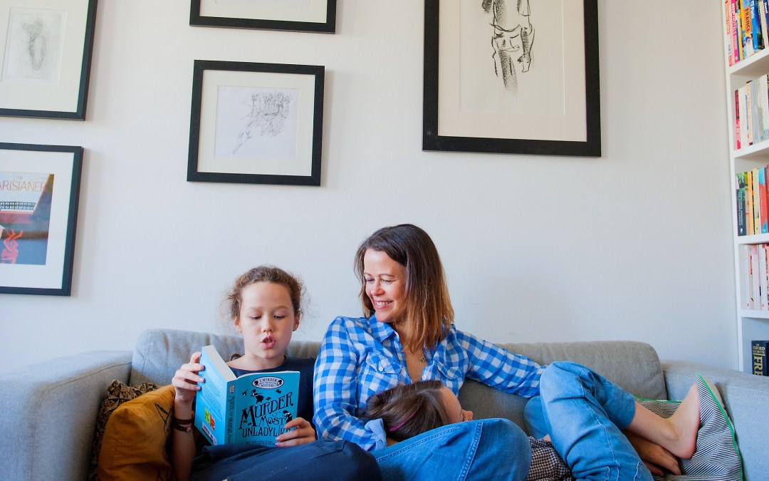 Two minutes with … Emilie Walmsley, mama to Coco, aged 10 years and Vivi, aged 8 years
