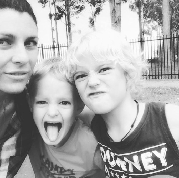 Two minutes with … Melanie Robinson, mama to Archie, aged 8 years and Rocco, aged 6 years