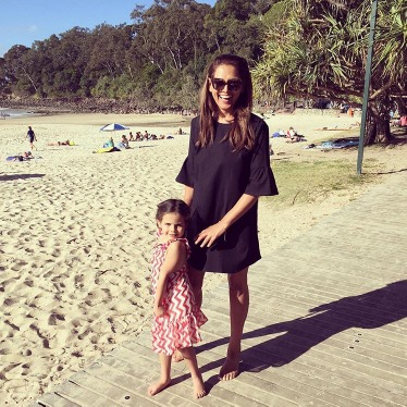 Two minutes with … Sally Obermeder, mama to Annabelle, aged almost 5 years