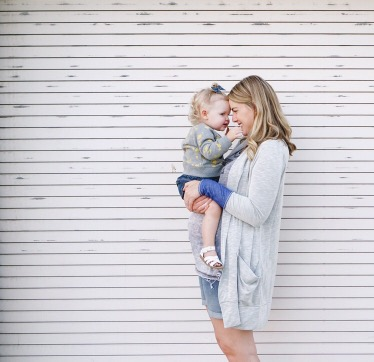 Two minutes with … Liz Cannon, mama to Elouise, aged 20 months and a second baby due in less than 2 weeks