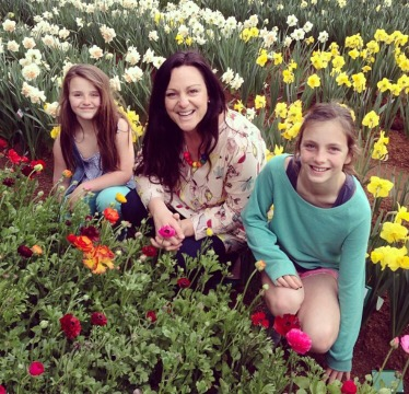 Two minutes with … Melissa Rowe, mama to Charlotte, aged 13 years and Amelia, aged 11 years