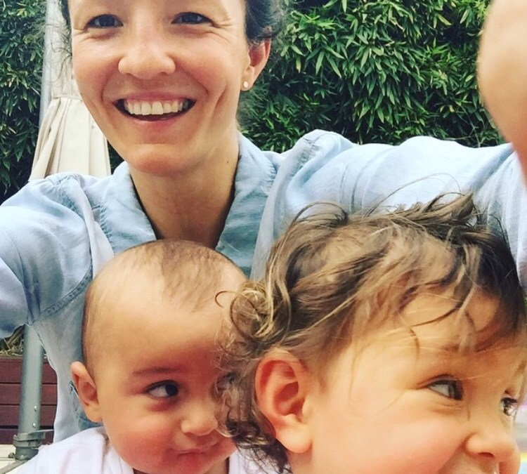 Two minutes with … Amanda Waaldyk, mama to Winnie, aged 3 years and Freddie, aged 2 years