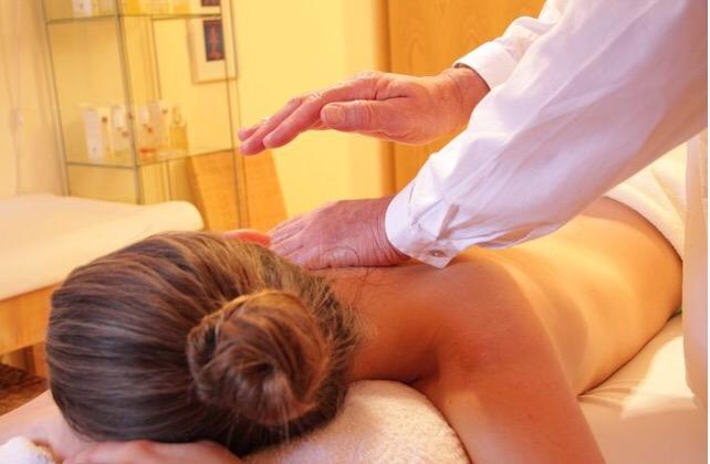 Massage #3 – Remedial massage, Achieve Equilibrium