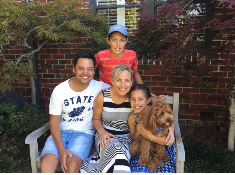 Two minutes with … Shannah Kennedy, mama to Jack, aged 13 years and Mia, aged 11 years