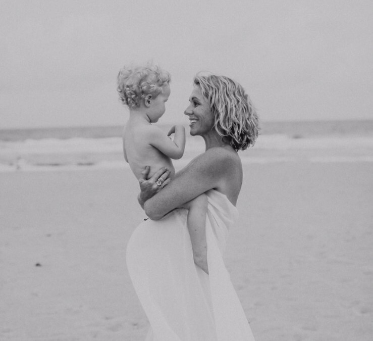 Two minutes with … Kate Reardon, mama to Ruby, aged 2 years and a baby due any day now :)