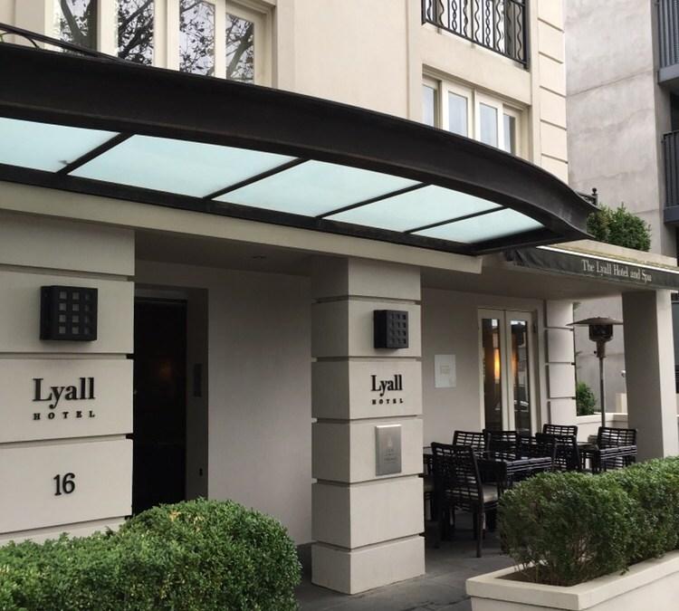 Massage, Lyall Hotel Spa, South Yarra, Melbourne