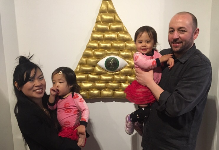 Two minutes with … Hein Koh, mama to twins Amelia and Oneida, aged 2 years