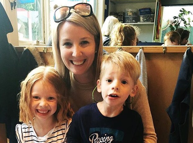 Two minutes with … Kate Korber, mama to Ella, aged 5 years and Hudson, aged 3 years