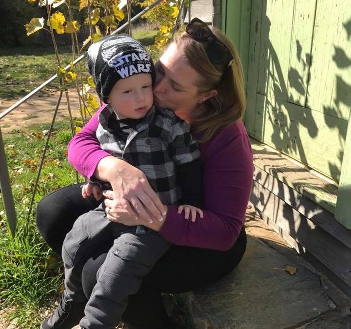 Two minutes with … Renae Renfrew, mama to Bodhi, aged 2 years