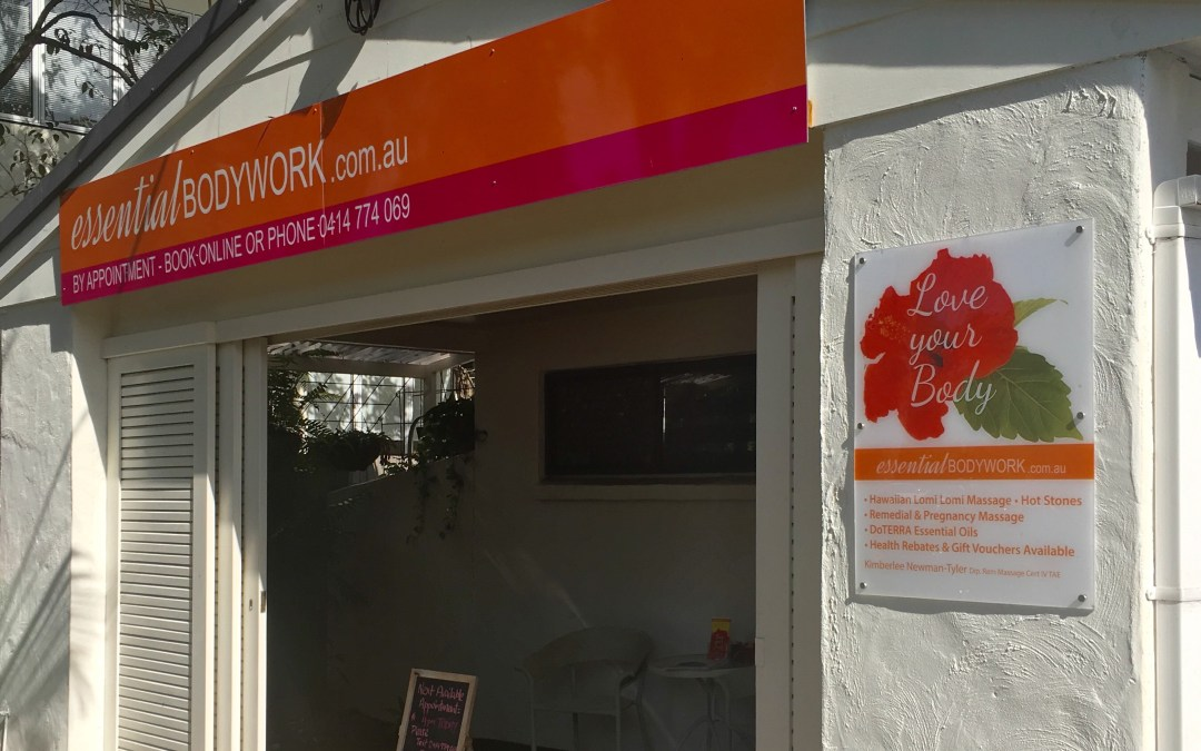 Hawaiian Massage, Essential Bodywork, Noosaville, Sunshine Coast