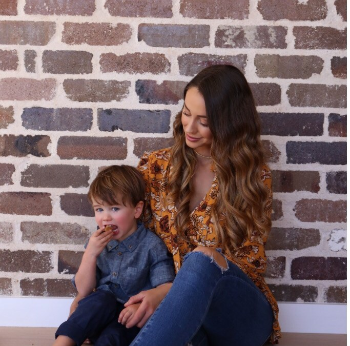 Two minutes with … Krystal Hipwell, mama to Sunny, aged 2 years
