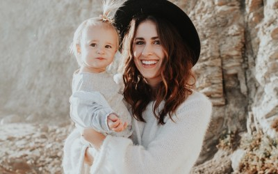 Two minutes with … Natalie Comstock, mama to Talie, aged 15 months