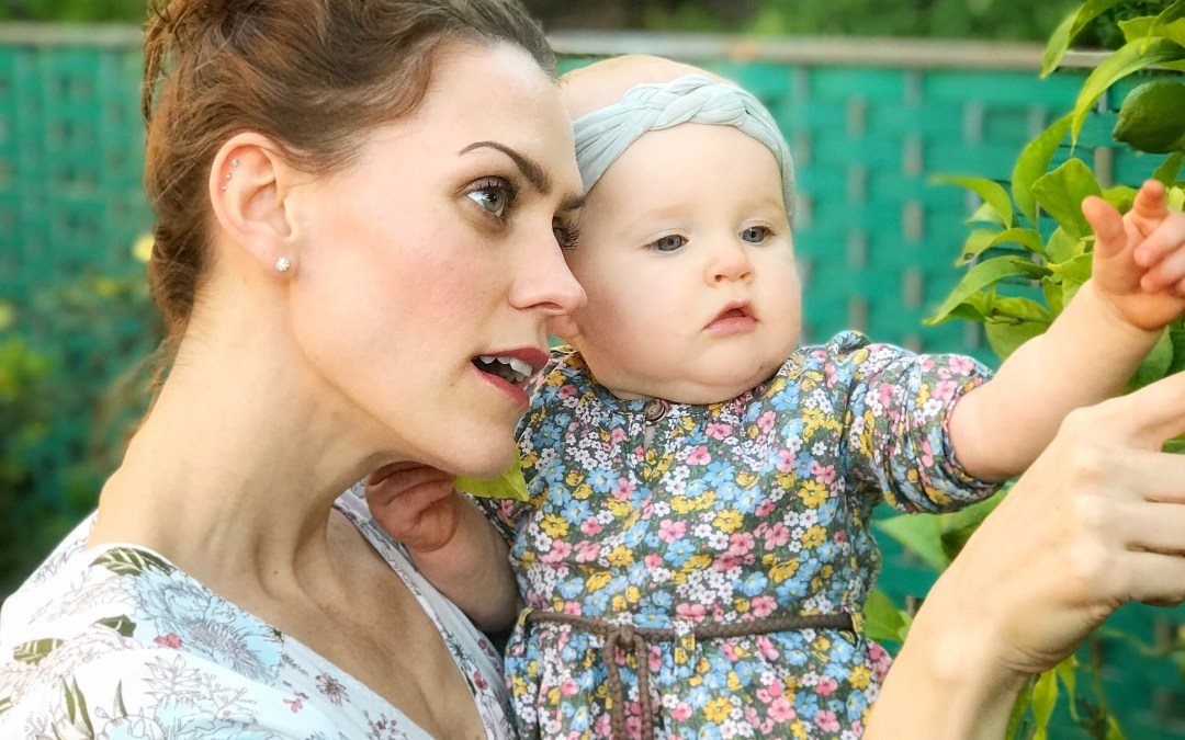 Two minutes with … Cara Olsen, mama to Hazel, aged almost 1 year
